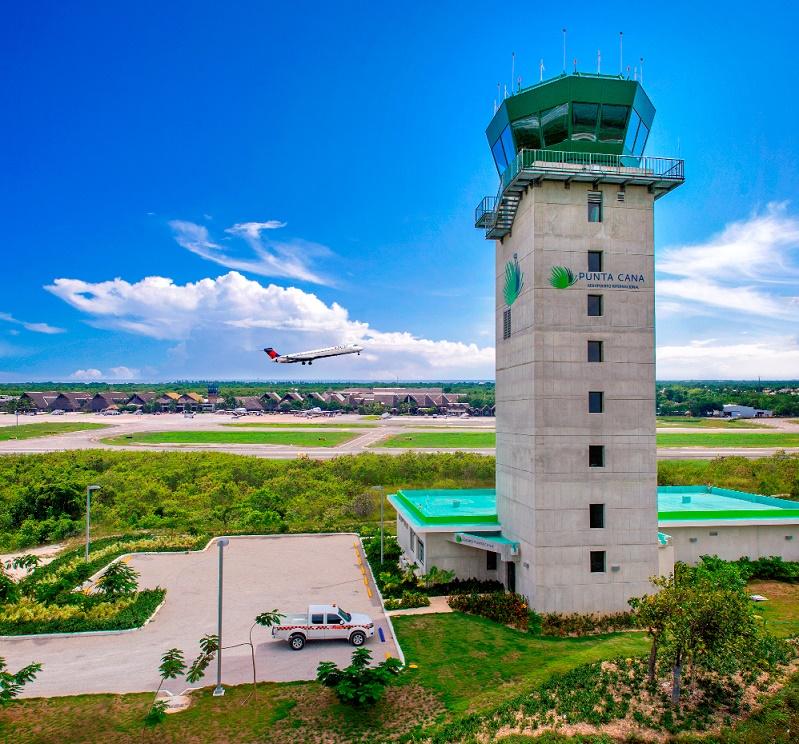 Aeropuerto de Punta Cana.