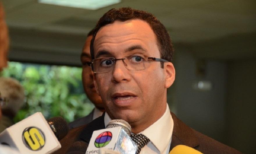 Andrés Navarro, ministro de Educación RD.