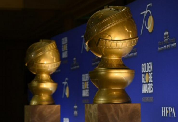 Gala de los Globos de Oro se celebrarán en febrero de 2021.
