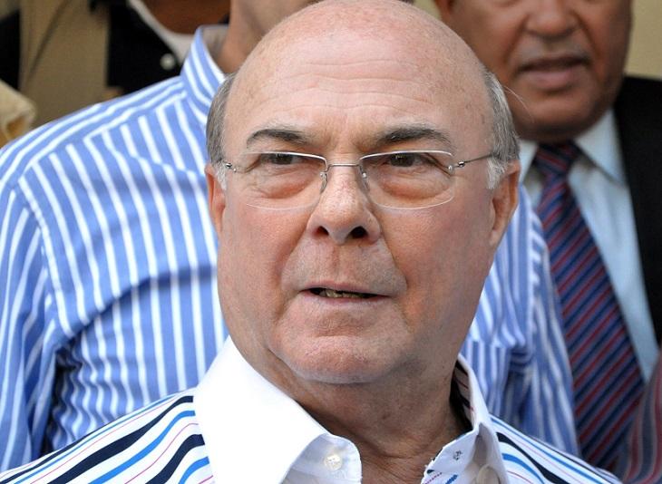 Hipólito Mejía expresidente República confía en uso voto electrónico.