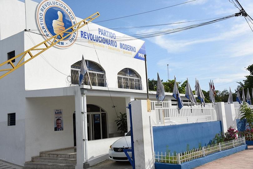Casa Nacional del PRM