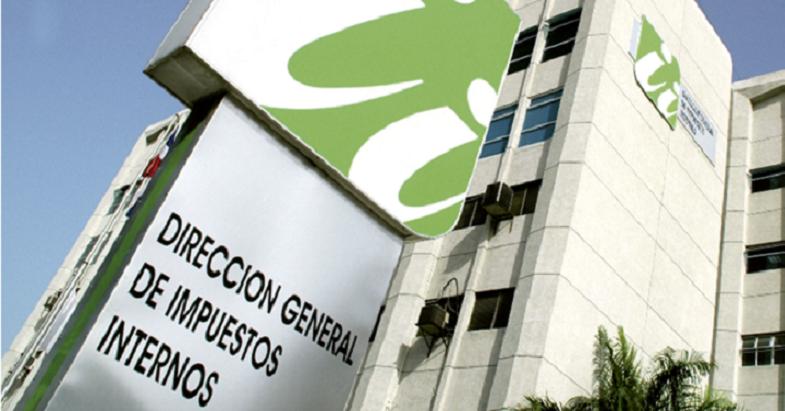 Dirección de Impuestos Interno fachada.