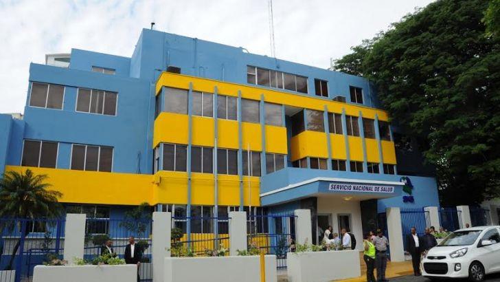 Servicio Nacional de Salud (SNS), fachada.
