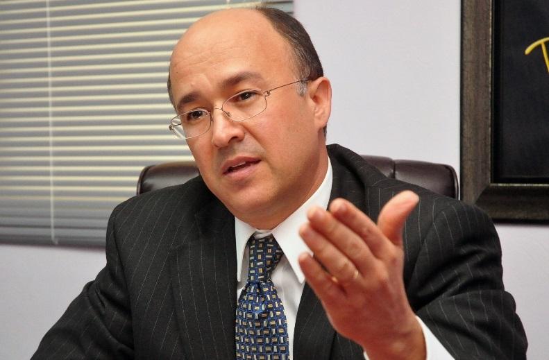 Francisco Domínguez Brito, aspirante presidencia PLD.