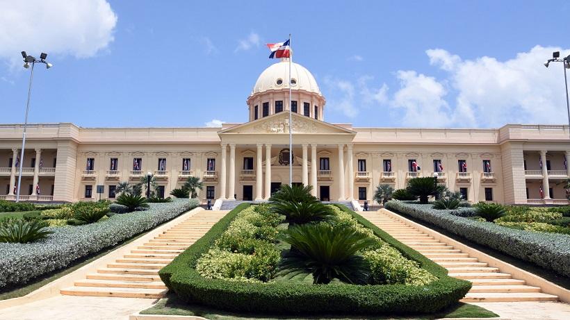 Palacio Nacional casa de Gobierno y presidencia RD.