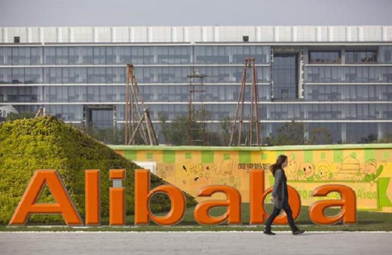 Alibaba espera vender casi 11.700 millones de euros en acciones en Hong Kong. (Foto: EFE/EPA/Jeff Lee)