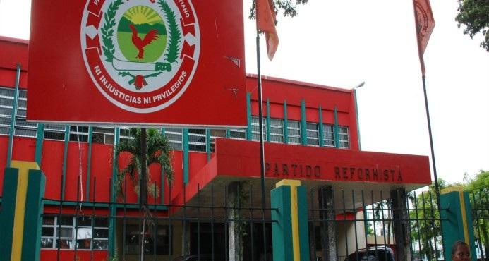 Fachada de la oficina del Partido Reformista Social Cristiano.(Foto externa)