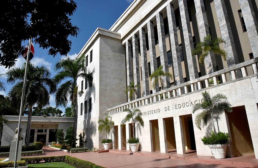 Sede del Ministerio de Educación.