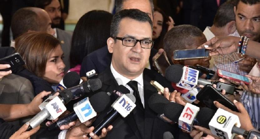 Román Jáquez Liranzo presidente del TSE.