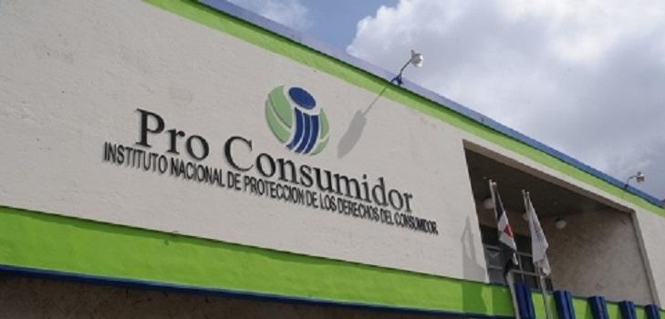 Pro Consumidor fachada y logo.