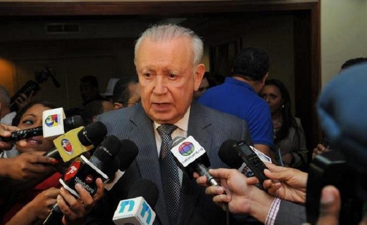 Rafael Alburquerque, exvicepresidente RD, pide destitución procurador.