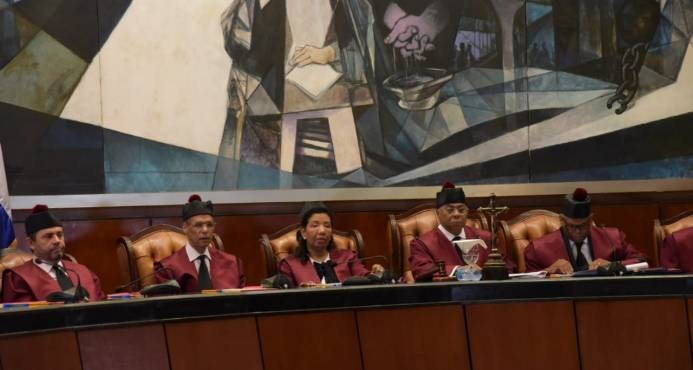 Tribunal Constitucional de la República Dominicana.