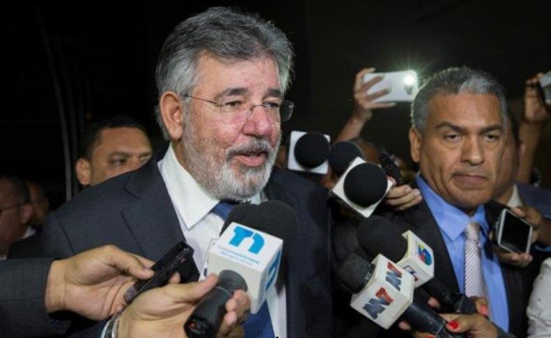 Víctor Díaz Rua, exministro de Obras Públicas.
