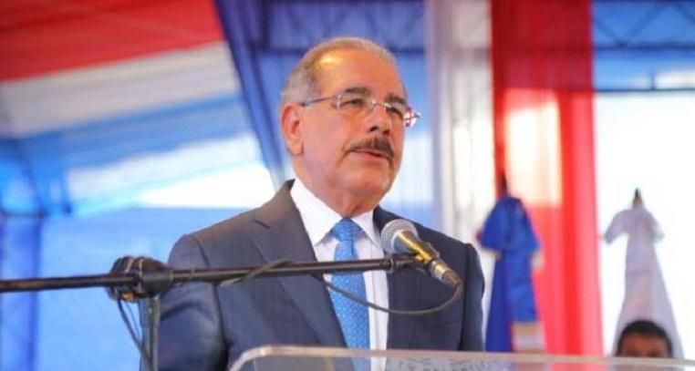 Danilo Medina presidente de RD.