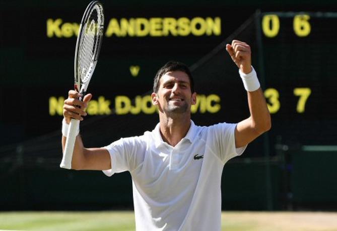 Tenista Novak Djokovic. (Foto: externa)