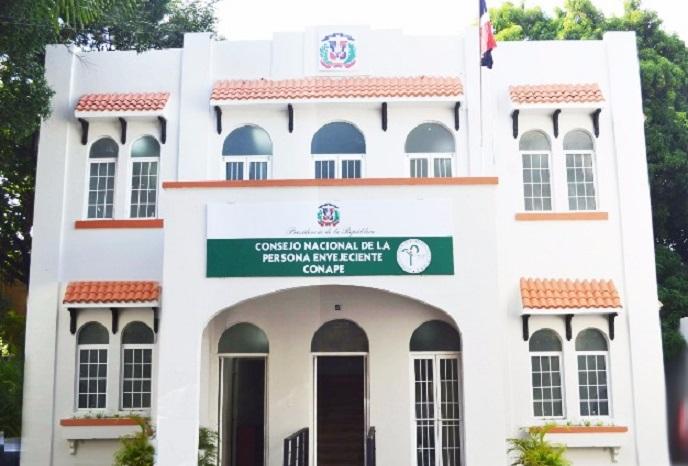 Sede del Consejo Nacional de la Personas Envejecientes (CONAPE).