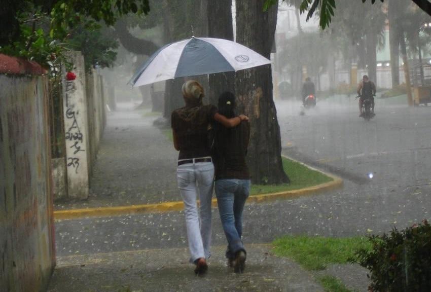 Las condiciones climáticas en RD prevén ocurran lluvias.