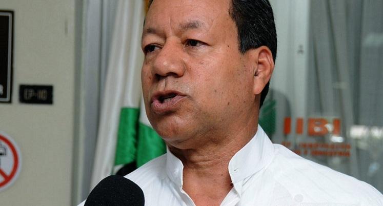 Juan Chávez director del Coniaf.