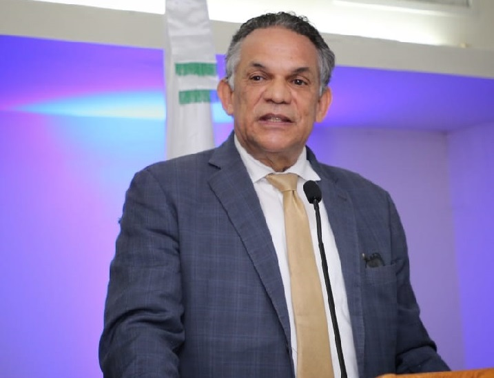 Ramón Ventura Camejo, titular del Ministerio Administración Pública.