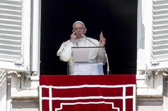 El papa Francisco pide que se implemente la tregua por la COVID solicitada por la ONU.
