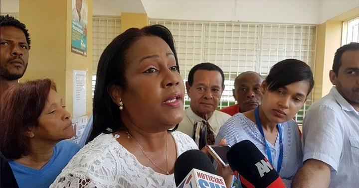 Xiomara Guante, presidente de la ADP.