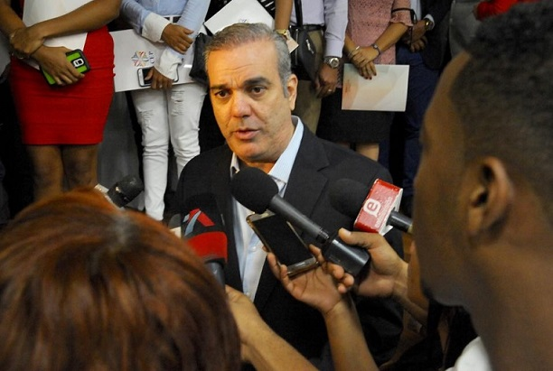 Luis Abinader dice Miriam Germán debió ser ratificada en SCJ.