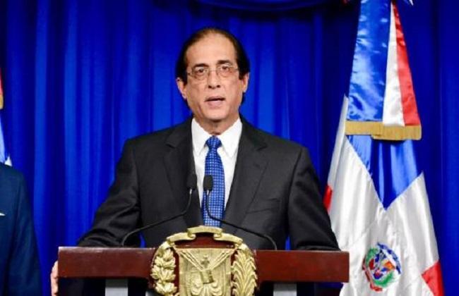 Gustavo Montalvo, ministro de la Presidencia. (Foto: externa)