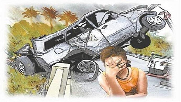 Accidente de tránsito.(Foto: externa)