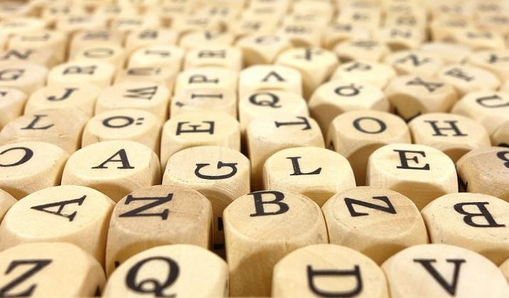 Ortografía, letras del abecedario.