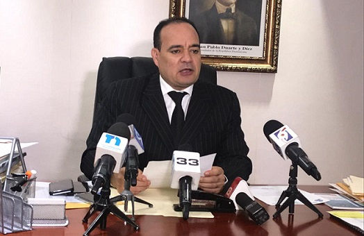 Miguel Surún Hernández presidente del CARD.