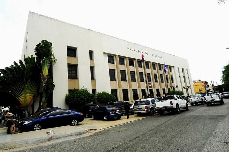 Palacio de Justicia de Ciudad Nueva o Fiscalía DN.