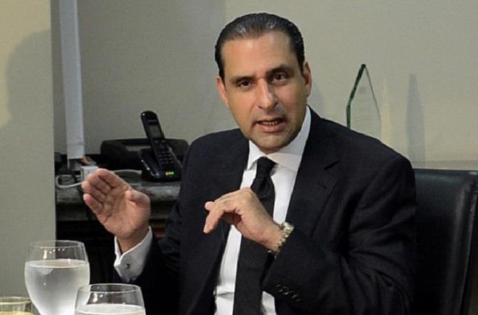 Servio Tulio Castaños, vicepresidente ejecutivo de FINJUS.