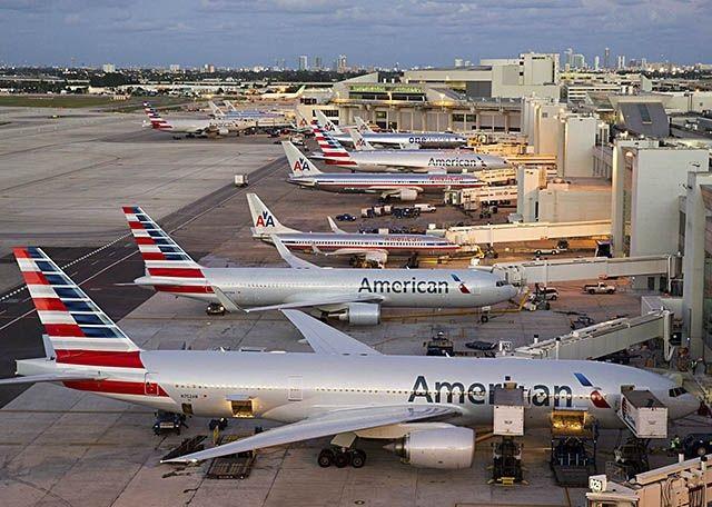 American Airlines recibe primeras aeronaves para transportar pasajeros varados en RD.