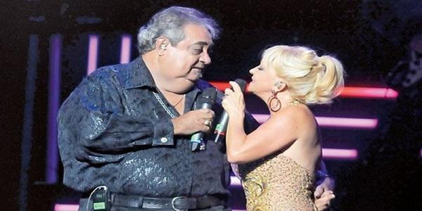 Anthony Rios y Yolandita Monge