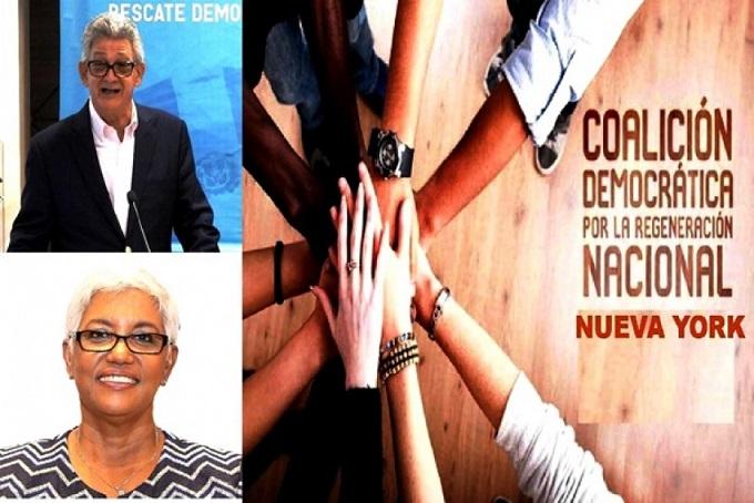 Coalición Democrática por la Regeneración Nacional.