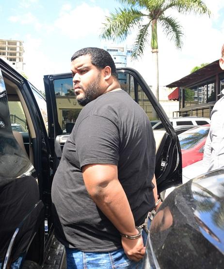 Entregan a Fernando Hilario Figueroa a autoridades de Puerto Rico.