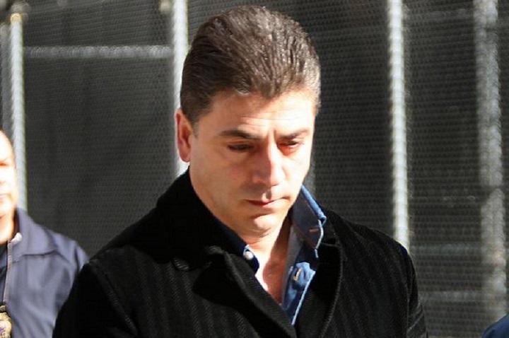 Francesco Frank Cali, jefe mafioso.