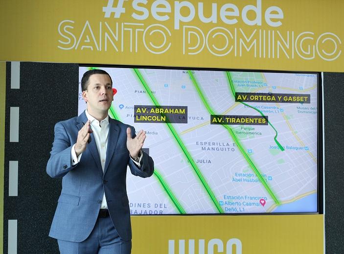 Hugo Beras aspirante a la alcaldía del DN.