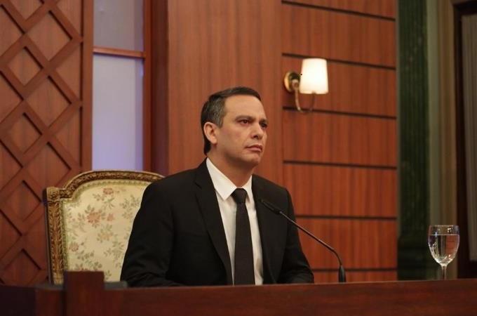 Luis Henry Molina Peña presidente del Indotel en evaluación CNM.