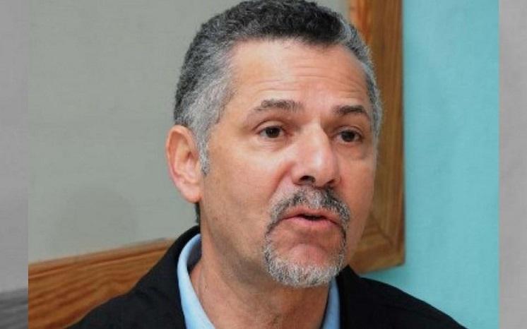 Manuel Jiménez, exdiputado.