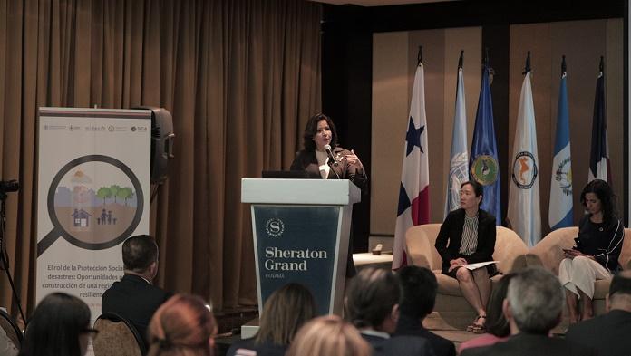 Margarita Cedeño encuentro en Panamá