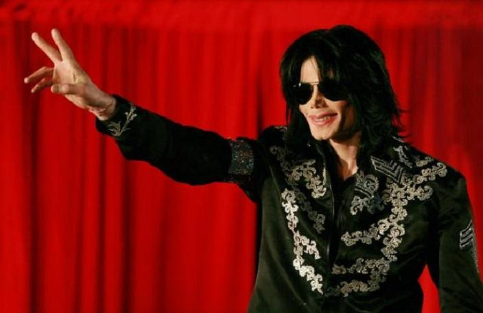 Michael Jackson en Londrés.