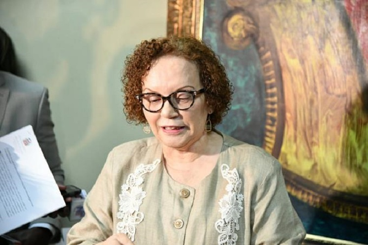 Miriam Germán Brito, juez de la Suprema