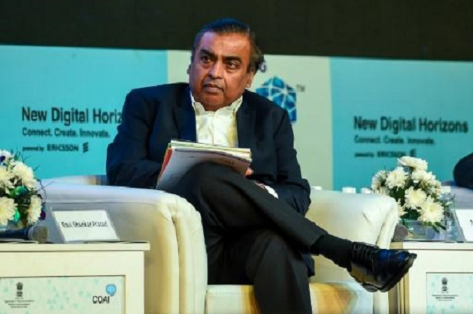 Mukesh Ambani propietario de Reliance Industries