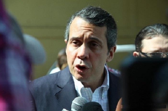 Orlando Jorge Mera, delegado político PRM.