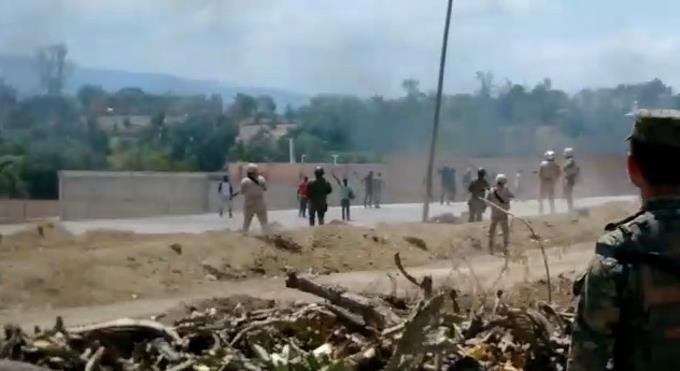 Un haitiano muerto y otro herido tras enfrentamiento con militares dominicanos.