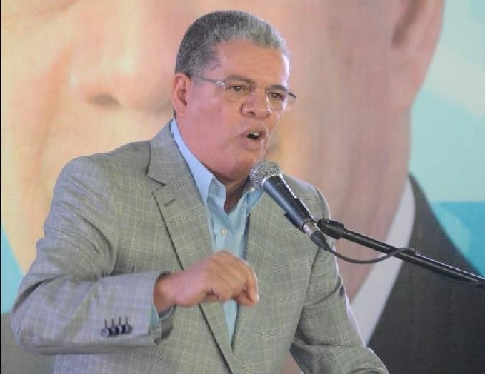 Carlos Amarante, aspirante a la nominación presidencial PLD.