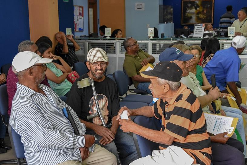 DGJP hace llamado a jubilados cobrar pensiones en INABIMA.