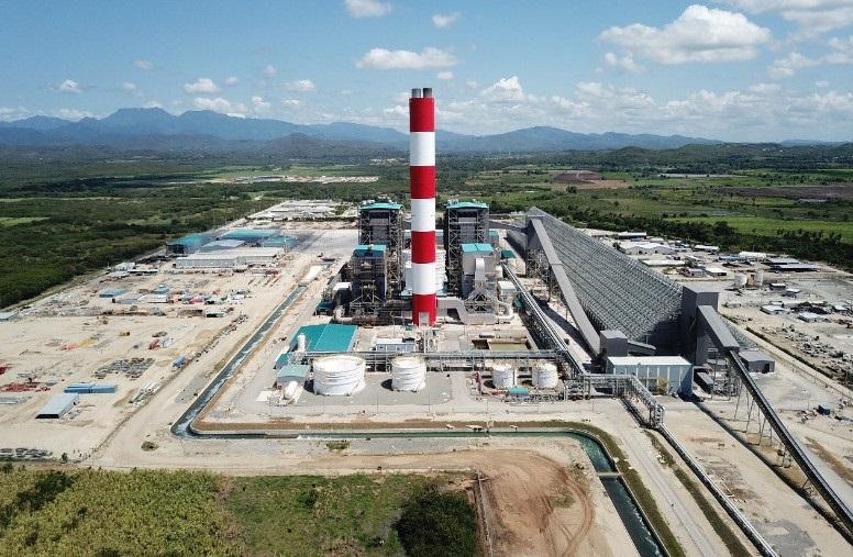 Complejo termoeléctrico Punta Catalina.
