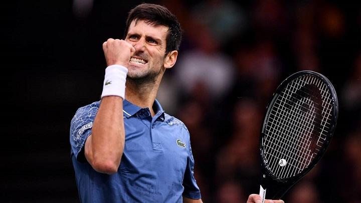 Tenista Nova Djokovic se encuentra en RD.